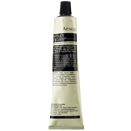 Image of Aesop Parsley Seed Cleansing Masque - 60 ml