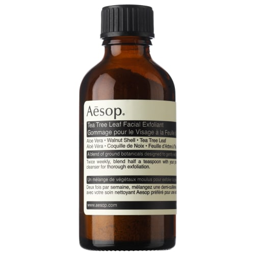 Image of Aesop Tea Tree Leaf Facial Exfoliant - 30 g