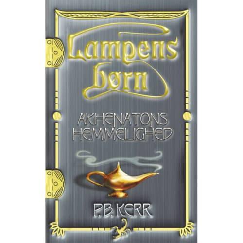 Akhenatons hemmelighed - Lampens børn 1 - Hæftet