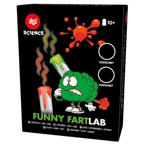 Image of ALGA eksperimentsæt - Science - Funny Fart Lab