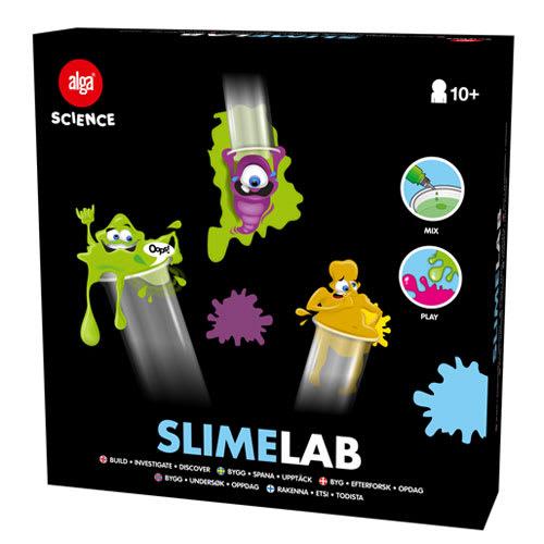 Image of ALGA eksperimentsæt - Science - Slime Lab