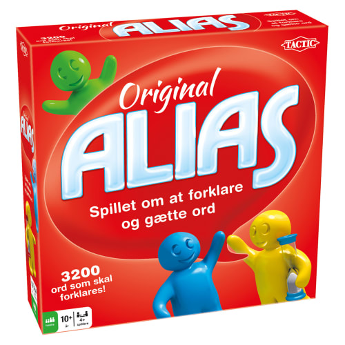 Alias - Original
