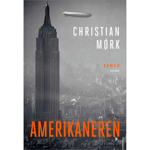 Image of   Amerikaneren - Indbundet