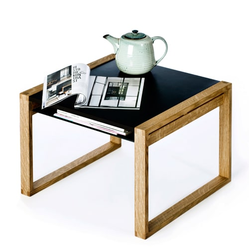 Image of Änglamark bord - Collect Furniture - Frame Table - Natur olieret