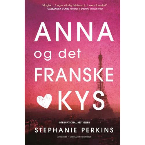 Image of   Anna og det franske kys - 1 - Paperback