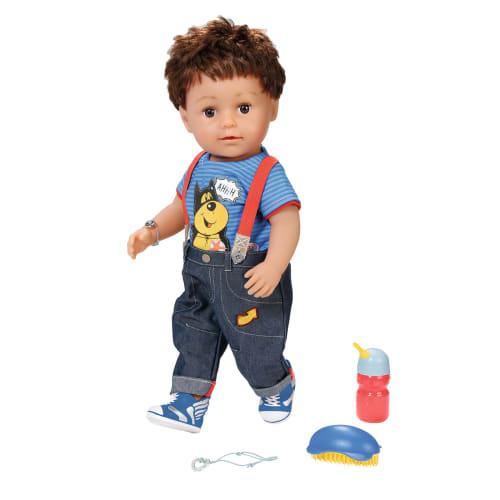 Image of Baby Born interaktiv dukke - Bror