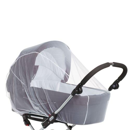 Image of Baby Dan insektnet til barnevogn - Hvid