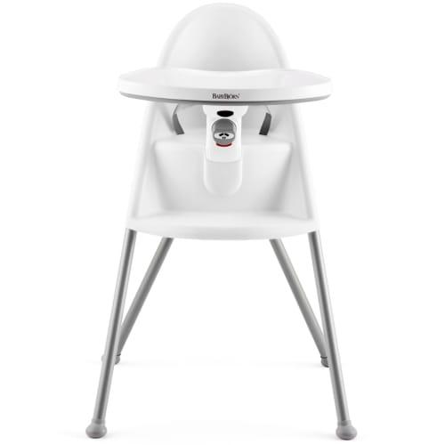 Image of Babybjörn højstol - Hvid/grå