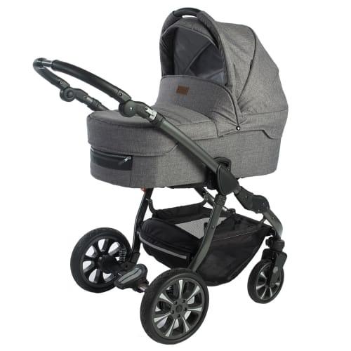 Babynor barnevogn - Svala - Grå