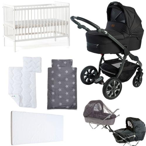 Image of Babynor startpakke - Svala - Sort