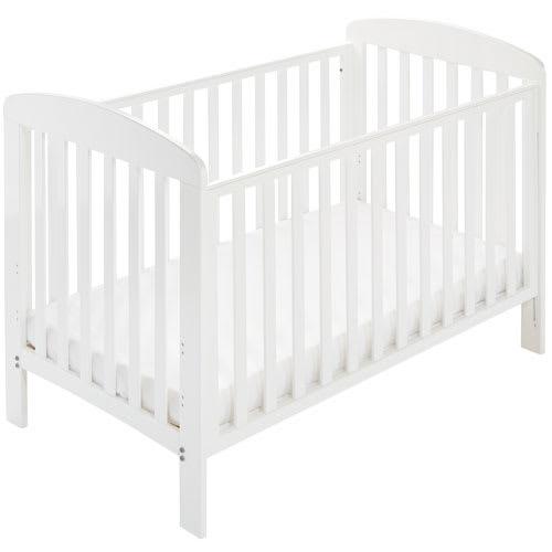 Image of Babynor tremmeseng - Asfrid - Hvid