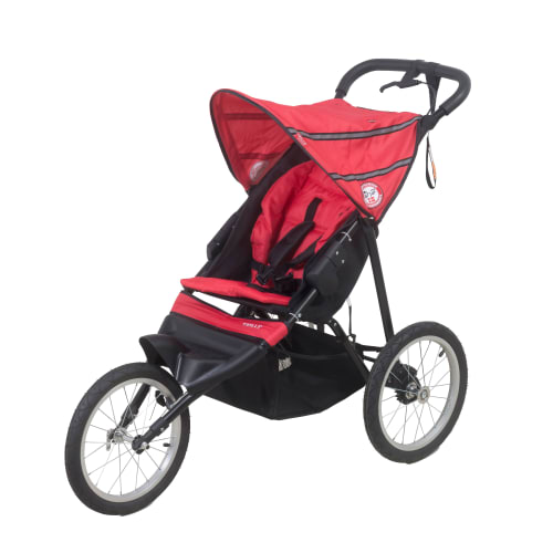 Image of BabyTrold Jogger - Rød