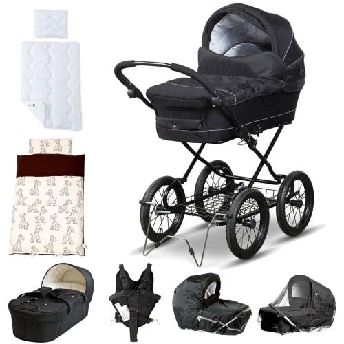 Image of BabyTrold lille startpakke - Cozy - Sort