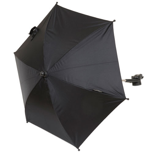 Image of BabyTrold parasol til klapvogn - Sort
