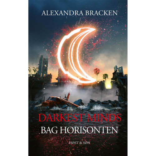 Image of   Bag horisonten - Darkest Minds 3 - Indbundet