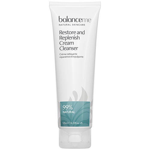 Image of   Balance Me Restore and Replenish Cream Cleanser - 125 ml