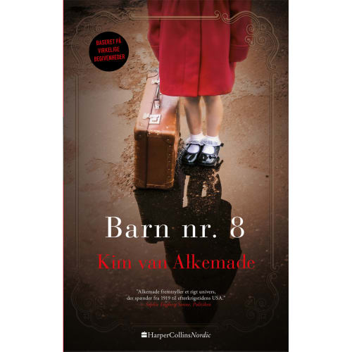 Image of   Barn nr. 8 - Paperback