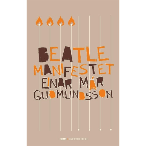 Image of   Beatlemanifestet - Indbundet