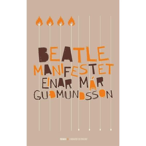 Image of   Beatlemanifestet - Indbundet