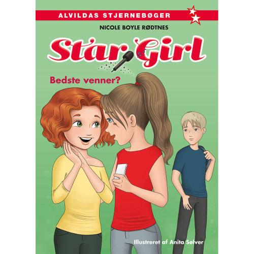 Image of   Bedste venner? - Star Girl 4 - Indbundet