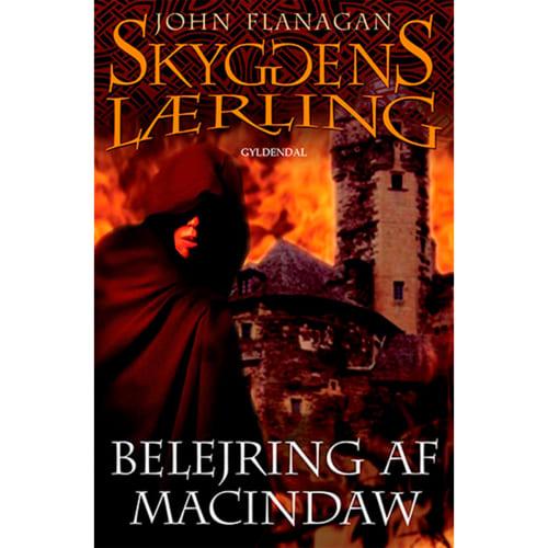 Image of   Belejring af Macindaw - Skyggens lærling 6 - Hæftet