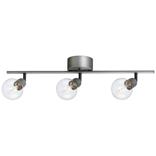 Image of   Belid spotlampe m. 3 lamper - Regal - Grå