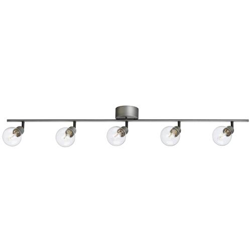 Image of   Belid spotlampe m. 5 lamper - Regal - Grå