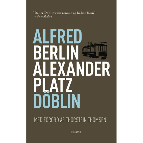 Image of   Berlin Alexanderplatz - Hæftet