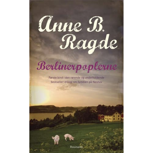 Image of   Berlinerpoplerne - Berlinerpopler 1 - Hardback