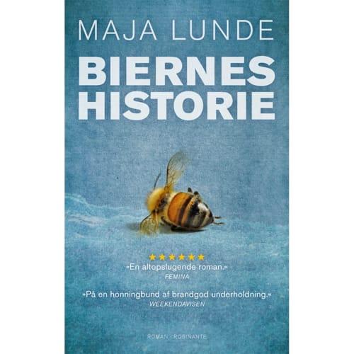 Image of   Biernes historie - Paperback