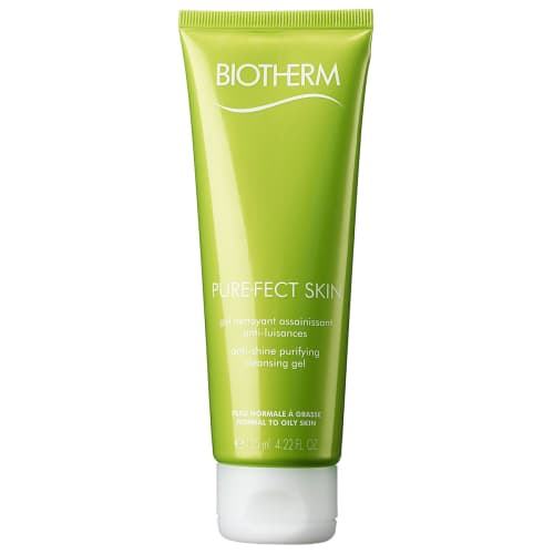 Image of   Biotherm Pure-Fect Anti-shine Purifying Cleansing Gel - 125 ml
