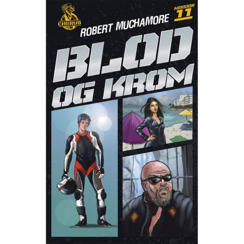 Image of   Blod og krom - Cherub 11 - Hæftet