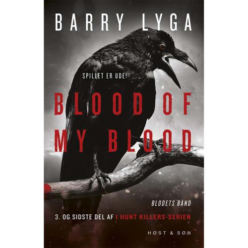 Image of   Blood of my Blood - I hunt killers 3 - Hæftet