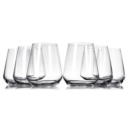 Image of   Bormioli Rocco vandglas - Uno Dof - 6 stk.