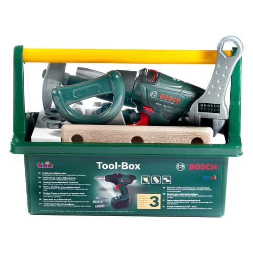 Bosch Værktøjskasse Til Børn