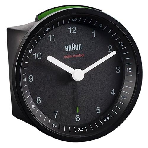 Braun vækkeur - BNC007-DCF - Sort