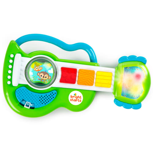Image of   Bright Starts guitar - Rattlin Rockstar Guitar