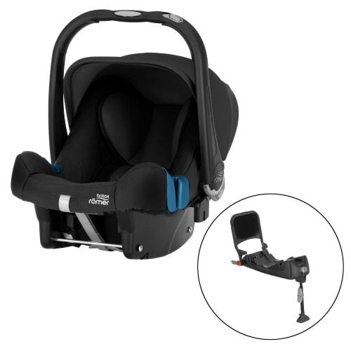Image of   Britax Römer autostol - Baby-Safe Plus SHR II - 0-13 kg