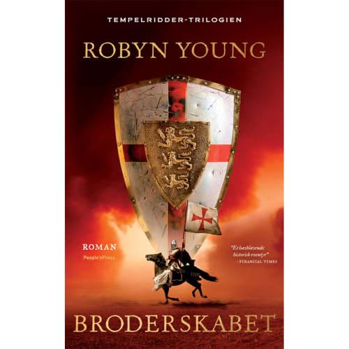 Image of   Broderskabet - Tempelridder 1 - Paperback