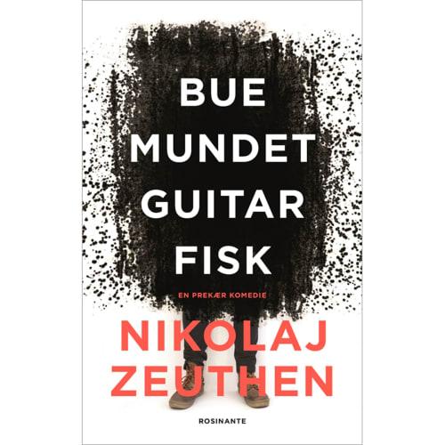 Image of   Buemundet guitarfisk - Hæftet