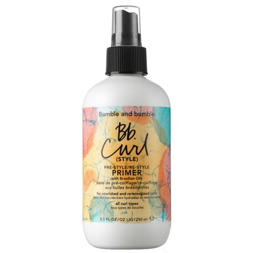 Image of   Bumble and Bumble Curl Pre/Re Style Primer - 250 ml