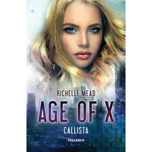 Image of   Callista - Age of X 2 - Hardback