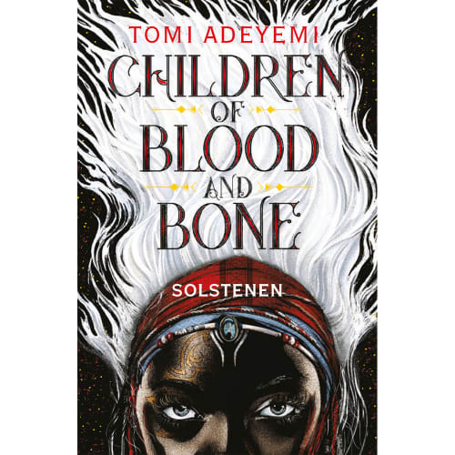 Image of   Children of blood and bone - Solstenen - Hæftet