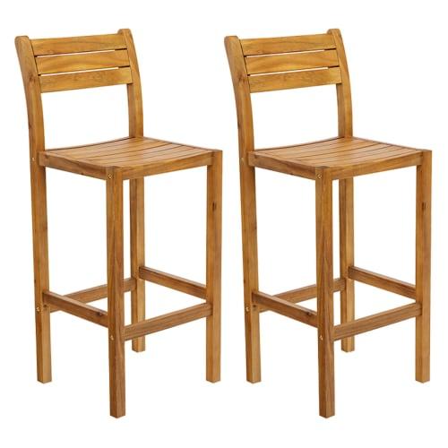 Coop barstole - Liva - 2 stk. - Natur