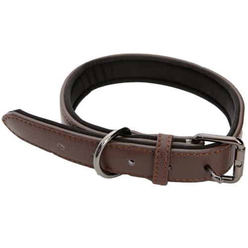 Coop hundehalsbånd - Zimba - Læder