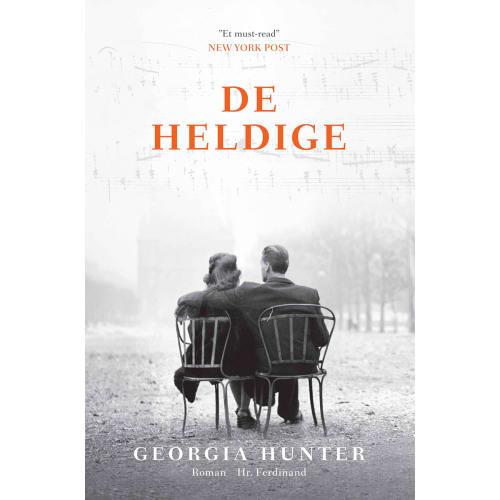 Image of   De heldige - Indbundet