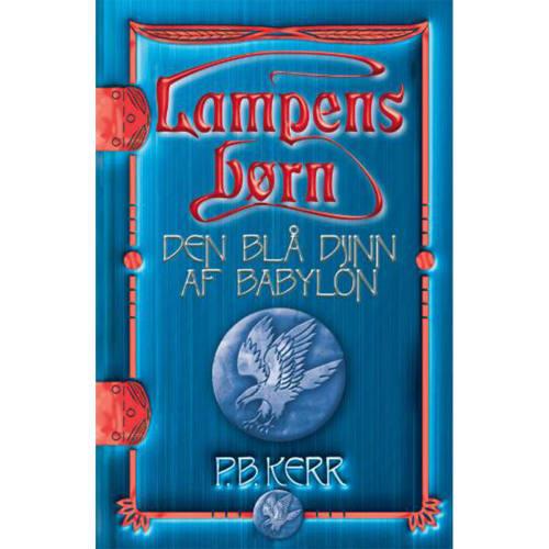 Den blå djinn af Babylon - Lampens børn 2 - Paperback