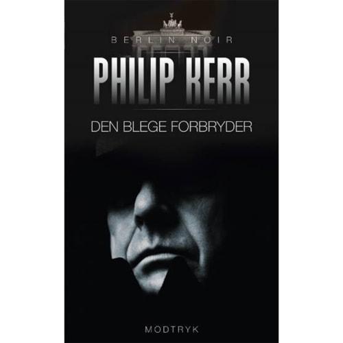 Den blege forbryder - Berlin noir 2 - Paperback