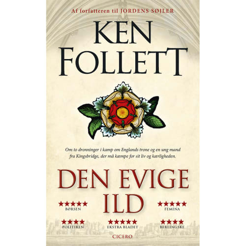 Image of   Den evige ild - Katedralbyen Kingsbridge 3 - Paperback