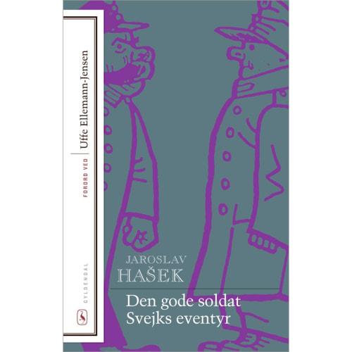 Image of   Den gode soldat Svejks eventyr - Hæftet